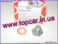 Болт+шайба слива масла Peugeot Partner I/II 1.6HDi Febi 38218