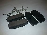 Колодки тормозные дисковые Geely CK, без АБС
