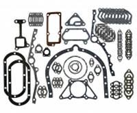 Р/к двигателя ЯМЗ 7511 (26 наим. прокладки паронит общ.гол.) 238ДЕ (Россия)