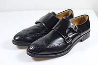 Итальянские мужские туфли монки  41 размер 27,5 см
