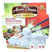 Annie Chuns, Рис Экспресс, белый клейкий рис, 7,4 унции (210 г)