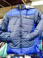 Мужская куртка Columbia синтепон зима 56-64рр