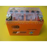 Аккумулятор 12В 4А гель качеств оранж TW