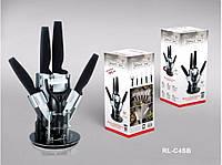 Набор керамических ножей Royalty Line RL-C4SB 5 pcs