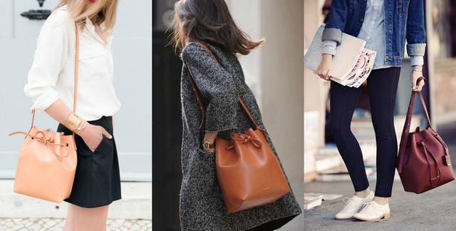 Женские сумки, клатчи