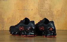 Мужские кроссовки Under Amour Scorpio Black/Red, фото 2