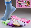 Детские летние носочки Liliya D-373 20-23. В упаковке 12 пар