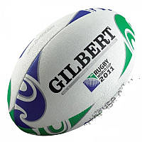 Мяч для регби GILBERT RBL-1 (кожа, р-р 12')