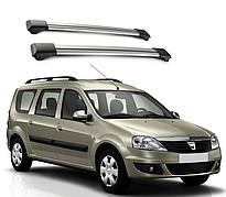 Поперечные рейлинги Dacia Logan 2006-2014