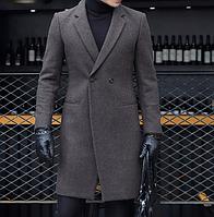 Мужское пальто. Модель 61558, фото 6