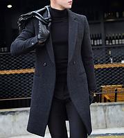 Мужское пальто. Модель 61558, фото 3
