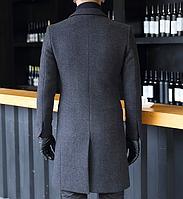 Мужское пальто. Модель 61558, фото 8