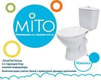 Унитаз компакт Сersanit Mito( Мито) 011