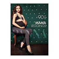 Лосины MARILYN (для беременных) PANNA MAMA LEGGINGS 90 90 DEN Черный S/M(46-48)