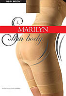 Утягивающие шорты MARILYN SLIM BODY 140 DEN Черный 4
