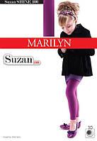 Детские лосины MARILYN SUZAN 100 Черный 98-122