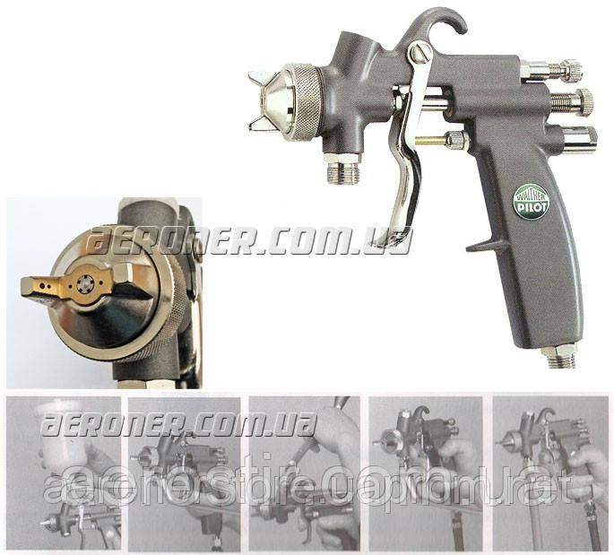 Краскопульт для клея Walther Pilot III F