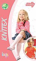 Гольфы детские KNITTEX MOLLY 100 den Белый 20-26