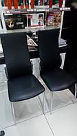 Перетяжка стульев для салона, фото 1