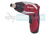 Аккумуляторная отвертка EINHELL TE-SD 3.6 Li Kit 4513495