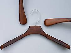 Плечики вешалки тремпеля для тяжелой верхней одежды