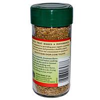 Frontier Natural Products, Органические цельные семена тмина 1.68 унции (47 г)
