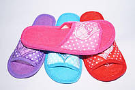 Обувь для дома Комнатные тапочки оптом от фирмы Sanlin(36-41)
