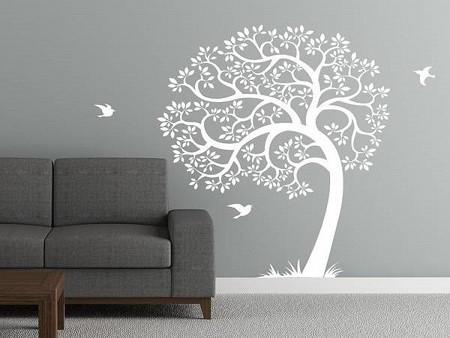 Деревья, цветы и растения