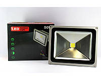 Лампочка LED LAMP 50W Прожектор Светодиодная лампа