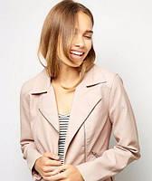 Женская куртка косуха Newlook в наличии  XS , фото 1