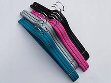 Плечики вешалки тремпеля для верхней одежды