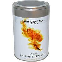 Hampstead Tea, Натуральный чай к английскому завтраку, 3.53 унции (100 г)