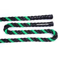 Канат для кроссфита IronMaster длина 12м IR95104-1238 s