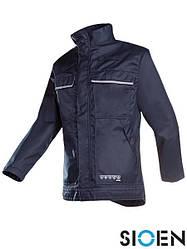 Куртка защитная рабочая (спецодежда утепленная рабочая защитная) SI-EFFIAT G