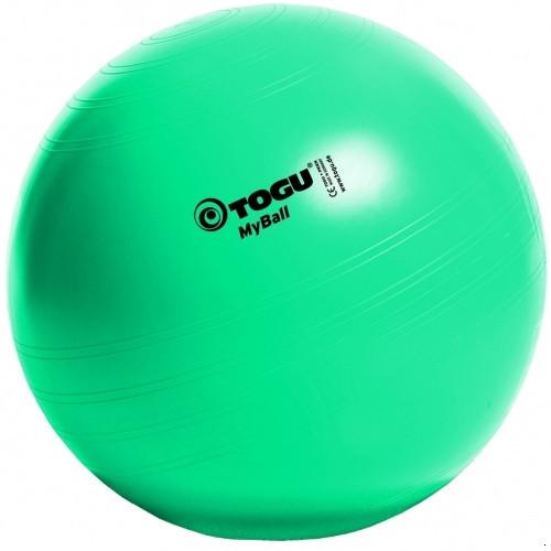 Мяч для оздоровительной гимнастики, Фитбол, MyBall , диам. 55 см TOGU Германия