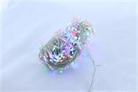 Гирлянда светодиодная 500 M (500 светодиодов) новогодняя разноцветная