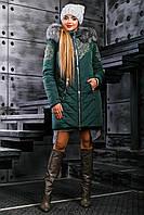 Зимняя женская куртка  в 3х цветах SV 2356-58