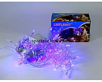 Новогодняя светодиодная гирлянда 180 NET B Сетка (180 светодиодов) СИНЯЯ