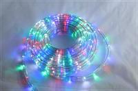 Новогодняя гирлянда шланг Pope light 10 метров многоцветный
