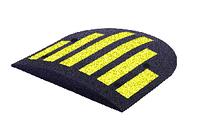 «лежачий поліцейський»  боковой элемент