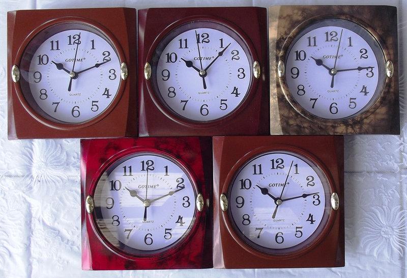 Часы настенные для дома и офиса GD-8506
