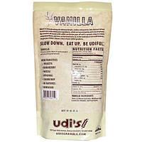 Udis, Натуральная деревенская гранола, ваниль, 13 унций (369 г)
