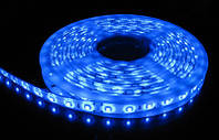 Светодиодная лента LED 3528 (LED лента) 60RW (100) СИНИЙ