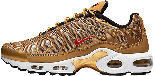 Мужские кроссовки Nike Air Max TN Gold