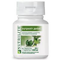 Дейли NUTRILITE Объем/Размер: 60 таблеток