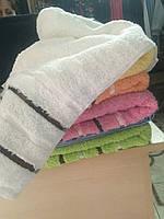 Полотенце махровое Турция 60 на 40 цвета в ассортименте