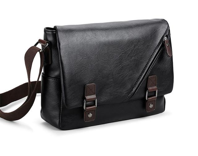 Мужская сумка-портфель. Мужской портфель. Стильный портфель.