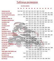 Беговые роликовые коньки Tempish Speed Racer 3 III new 100