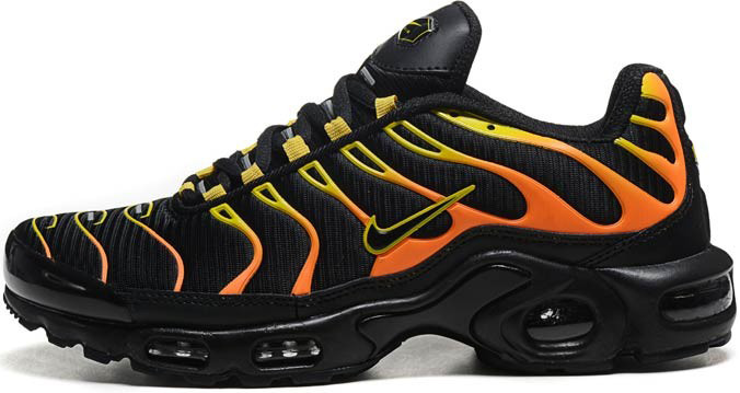 Мужские кроссовки Nike Air Max TN Black/Red Fire