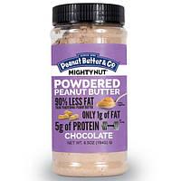 Peanut Butter & Co., Мощный орех, порошковое арахисовое масло, шоколад, 6,5 унции, (184 г)